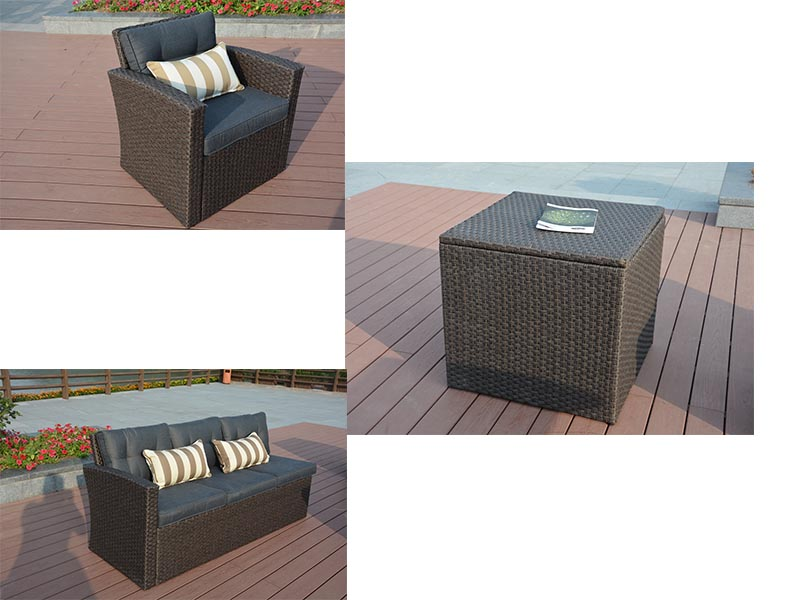 patio sofa set