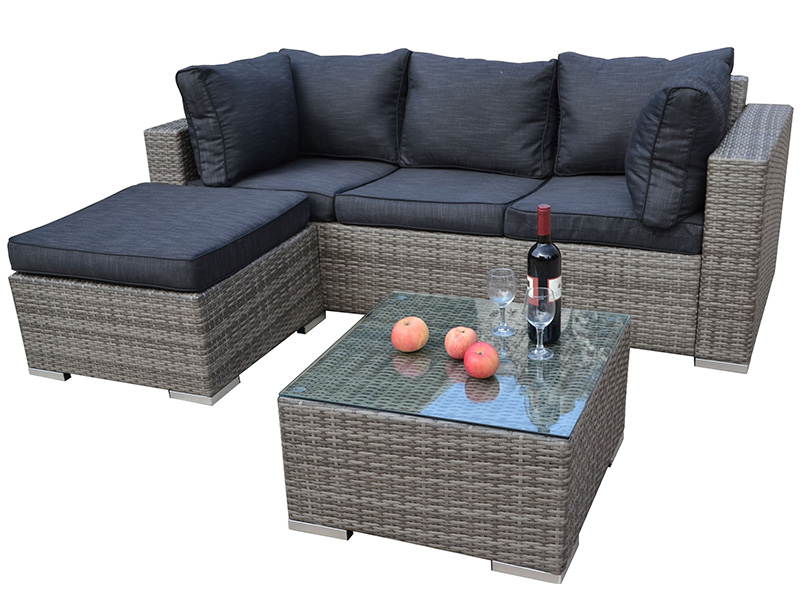 Rattan set furniture