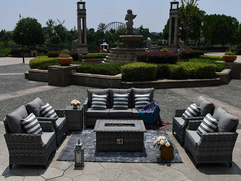Rattan Outdoor Sofa Sets